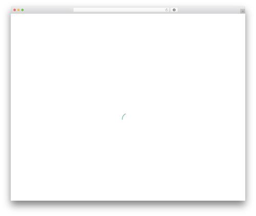 Creativo Theme company WordPress theme - purevue.com