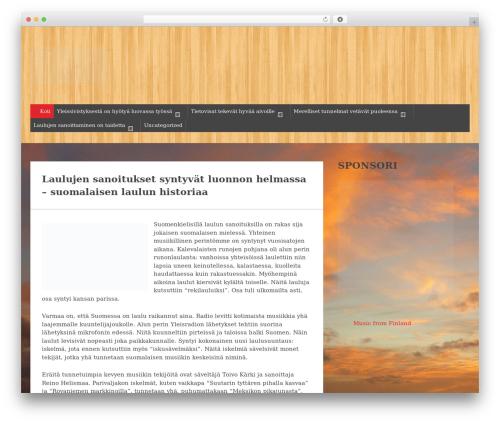 NewsTimes by MyThemeShop WordPress shop theme - femteringen.fi