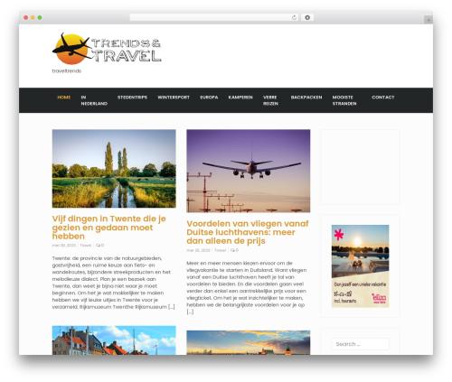 timagazine WordPress news theme - trendsandtravel.nl