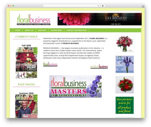 WP template MH Magazine - floralbusiness.com