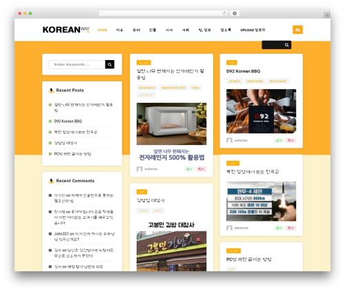 Free WordPress Frontend Post WordPress Plugin – AccessPress Anonymous Post plugin - koreanway.com