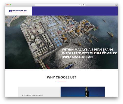 WordPress popup-press plugin - pengerangmaritime.com.my