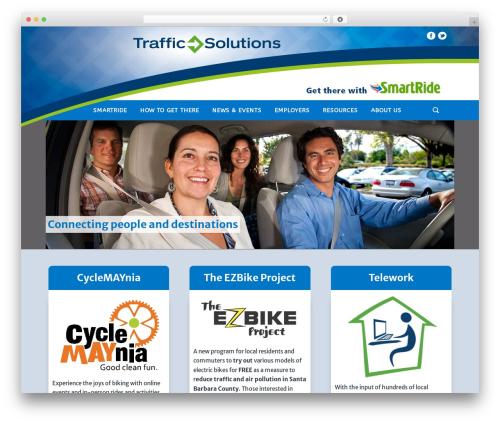 Versatile Child Theme best WordPress template - trafficsolutions.org