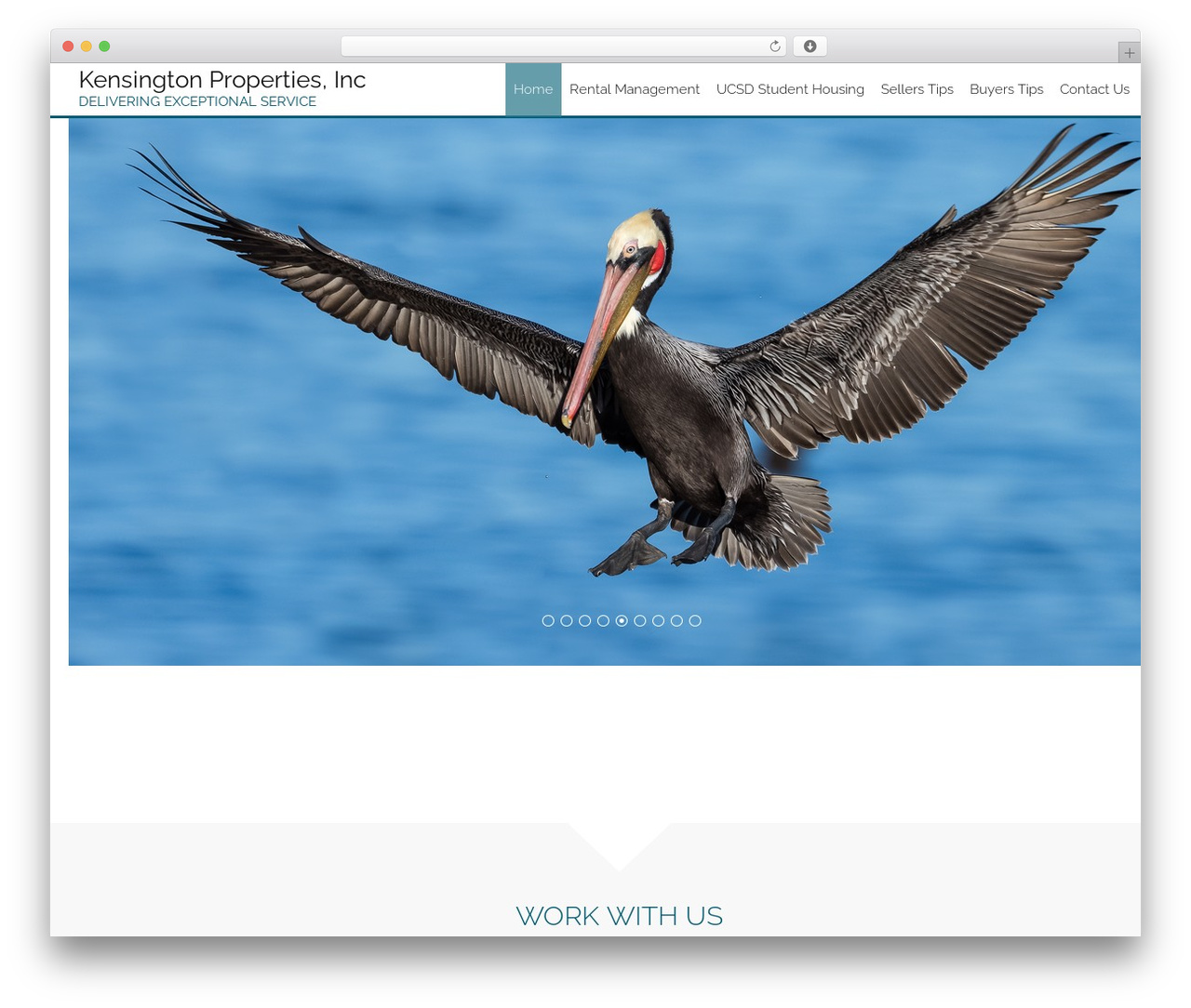 AccessPress Staple Pro WP template - ucsdhousing.com