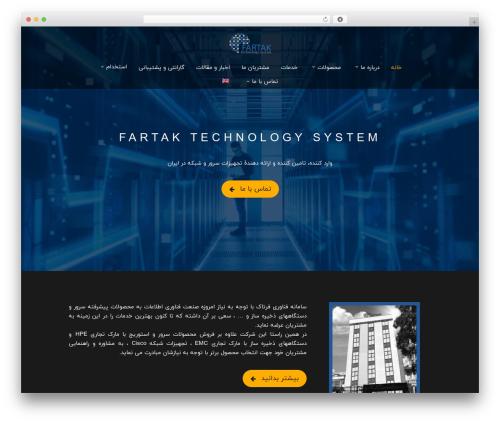 Betheme best WordPress theme - fartak-co.com