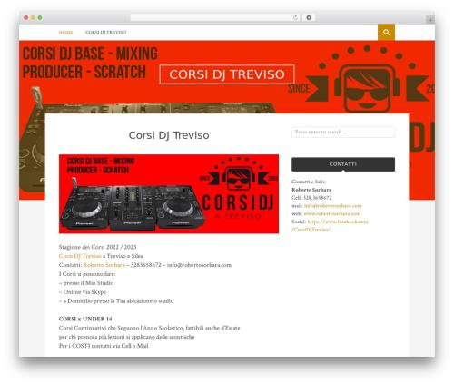Theme WordPress Bulan - corsiperdjtreviso.com
