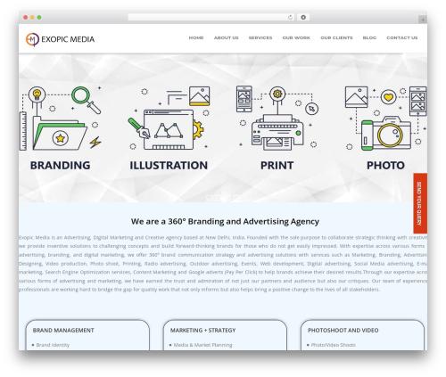 Free WordPress GridKit Portfolio Gallery – Multipurpose portfolio, gallery, video gallery, product catalog plugin - exopicmedia.com