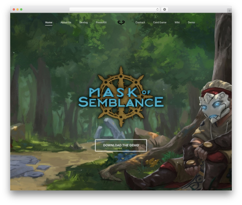 WordPress vcparticlesbackground plugin - redessencegames.com