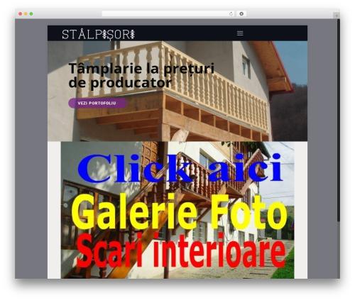 Betheme WordPress theme - stalpisori.ro