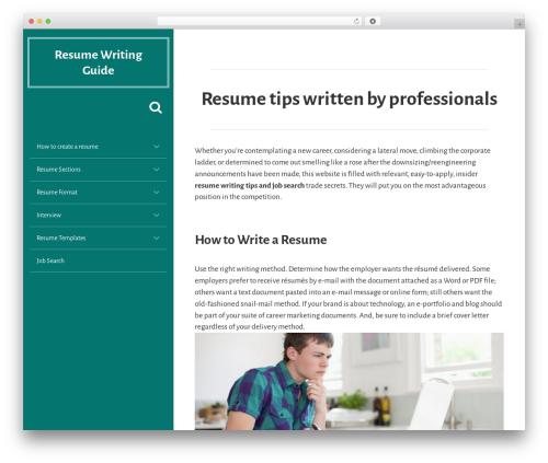 Aesblo WordPress free download - resumewritinguide.com