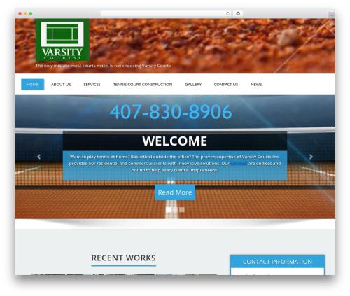 Enigma WordPress template free download - varsitycourts.com