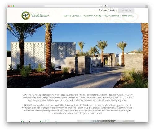 Theme WordPress Divi Child Theme - dreamsfauxfilled.com