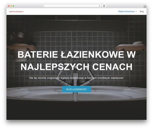WordPress theme neve - baterie-lazienkowe.pl