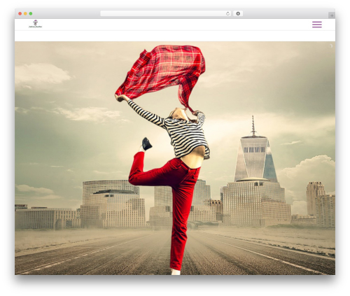 Enfold WordPress page template - falcon-feather.com