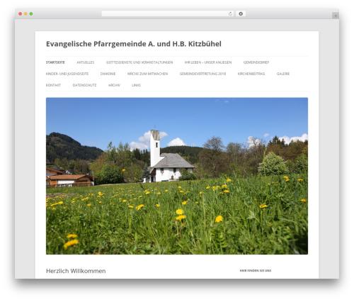 Free WordPress WP Header image slider and carousel plugin - evangkitzbuehel.info