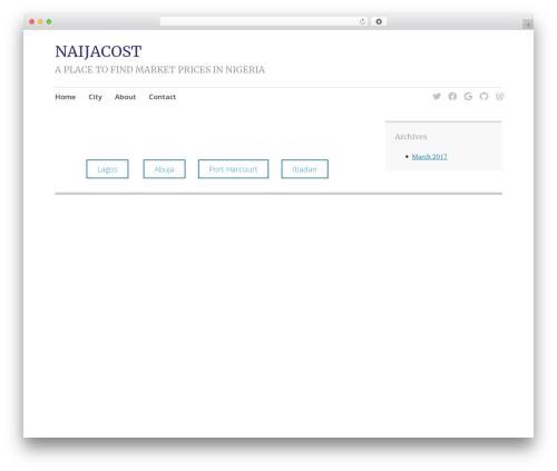 Apostrophe 2 WordPress theme - naijacost.com