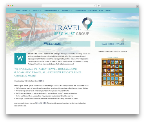 WordPress winvader-instagram-slider-widget plugin - travelspecialistgroup.com