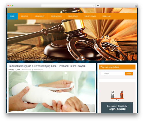 SKT Toothy WordPress template free download - jdavidmarkham.com