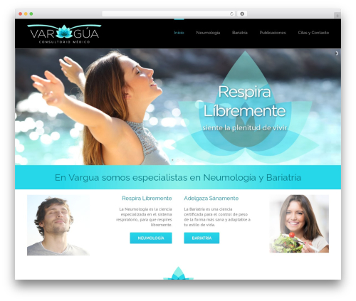 WordPress theme Avada - vargua.com