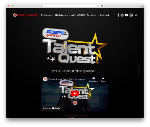WP theme Revolution - eezeeconceptz.org
