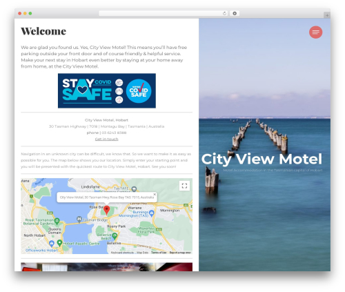 ClubFitness free website theme - cityviewmotel.com.au