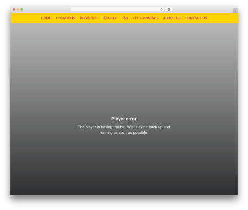 Divi premium WordPress theme - powerpakdance.com
