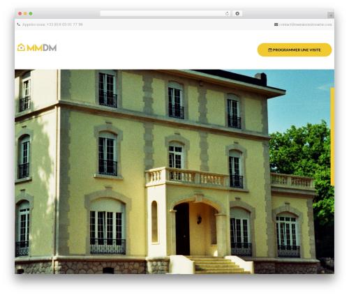 Free WordPress iPanorama 360 WordPress Virtual Tour Builder plugin - mamaisondemaitre.com