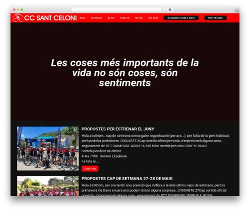 SimpleMag theme WordPress - ccsantceloni.com