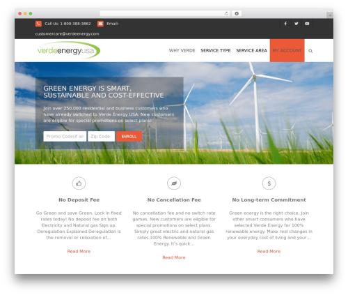 THBusiness WordPress free download - verdeenergy.com