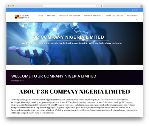 The7.2 WP theme - 3rcompanynigeria.com