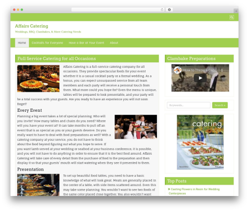 Di Business WordPress free download - affairscatering.com