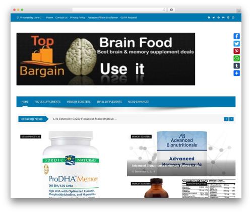 Free WordPress Slick Sitemap plugin - alltopinfo.com