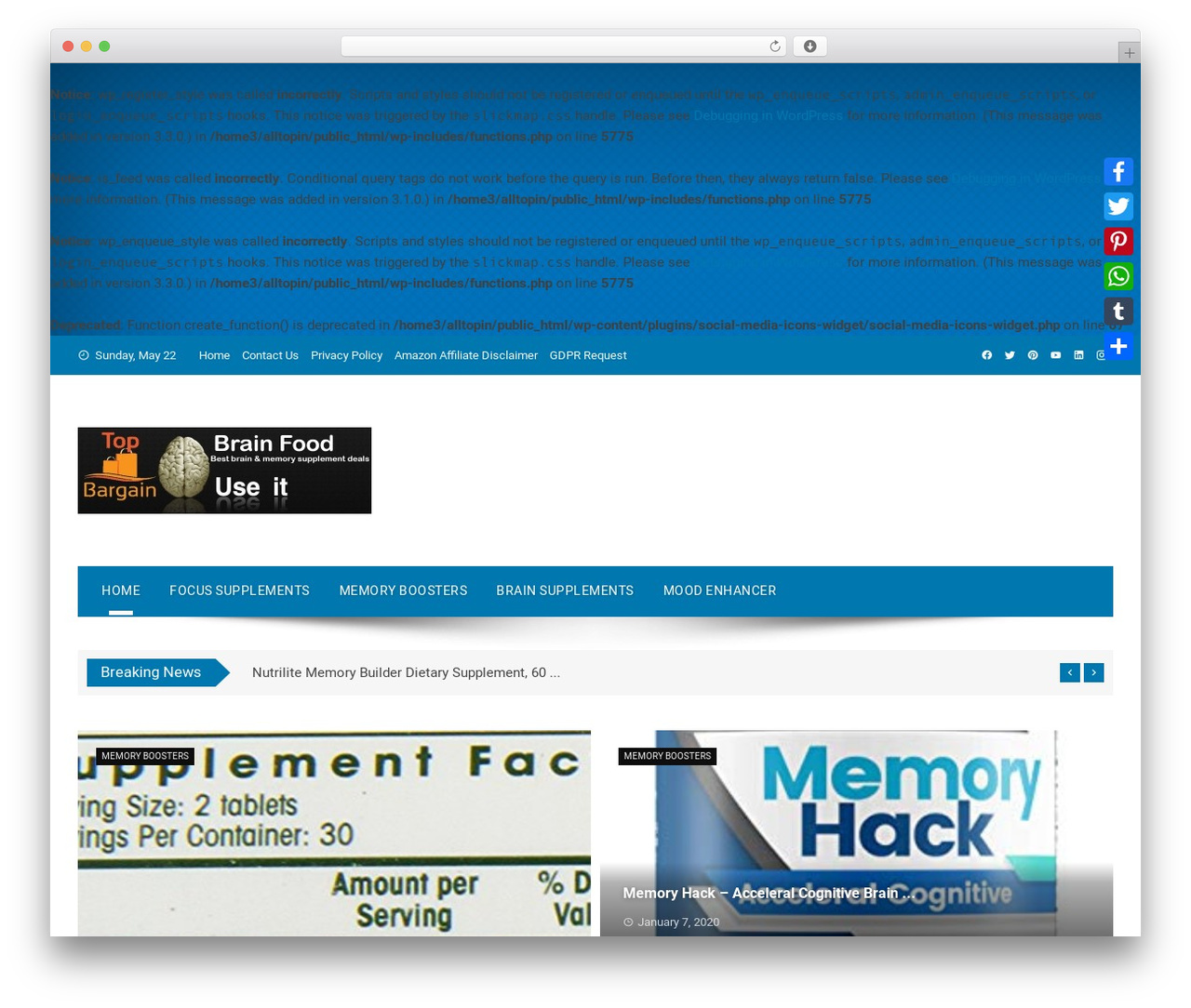 Viral theme free download - alltopinfo.com