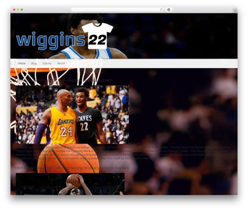 Appeal free website theme - wiggins22.info