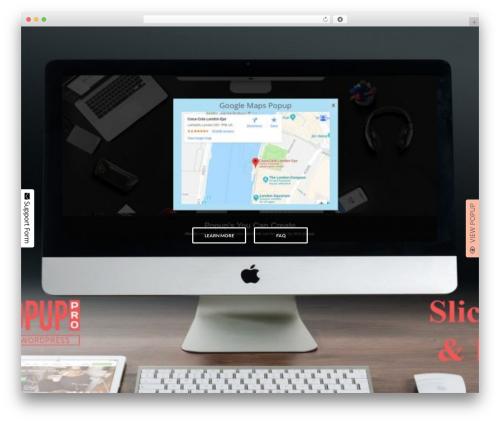 WordPress slick-popup-pro plugin - slickpopup.com