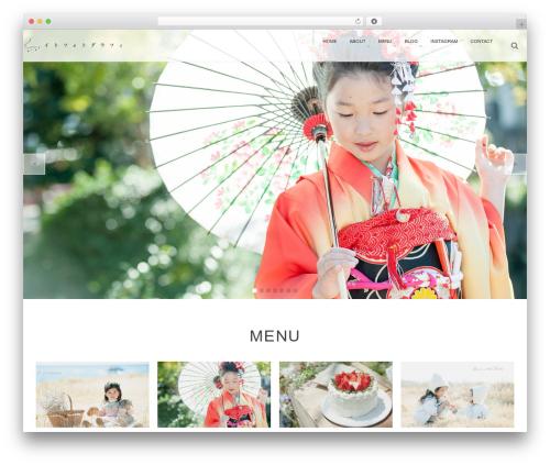 mutation WordPress gallery theme - ito-photography.com