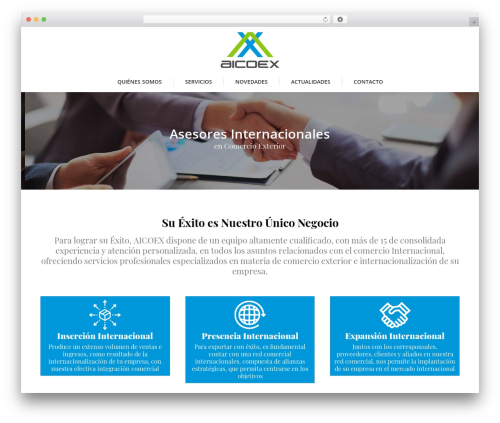 The7 | Shared by VestaThemes.com WordPress template - aicoex.com