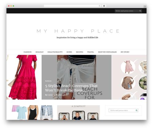 Theme WordPress Holland - cammiallen.com