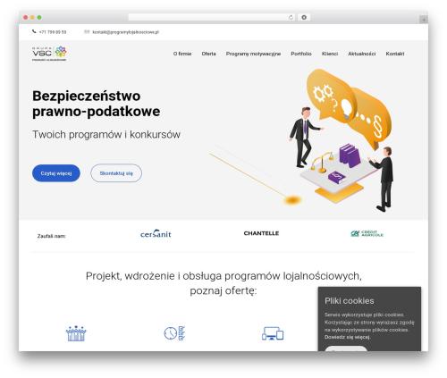 WP theme Cuber - programylojalnosciowe.pl