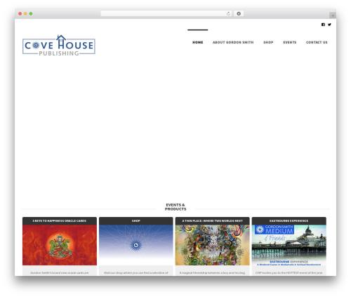 Formation free website theme - covehousepublishing.com