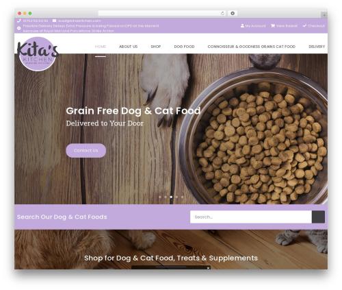 Oxygen Theme food WordPress theme - kitaskitchen.com