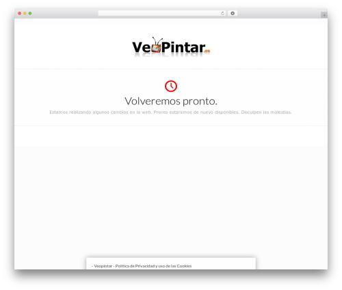 Free WordPress Custom Banners plugin - veopintar.es