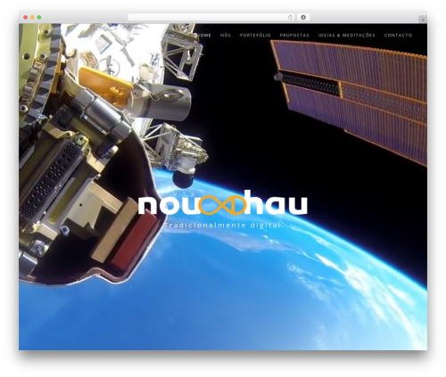 WordPress theme Haswell - nouhau.pt