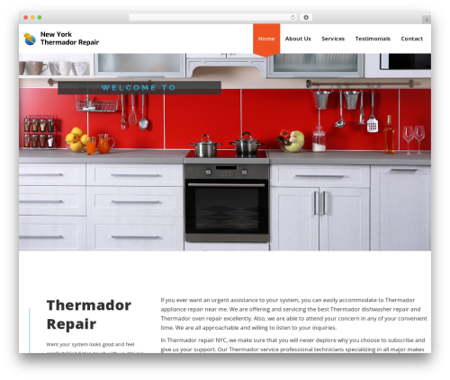 Template WordPress Veda - ny-thermador-repair.com
