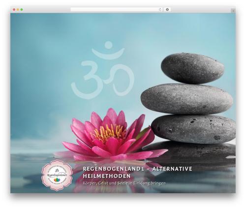 Twenty Seventeen WordPress theme download - regenbogenland1.com