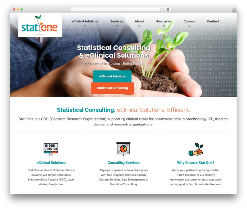 GrowthPress PT WP template - statonellc.com