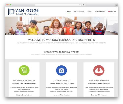 Ohmy WordPress photo theme - ordervgco.com