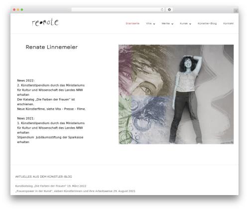 Polestar WordPress template free - renate-linnemeier.de