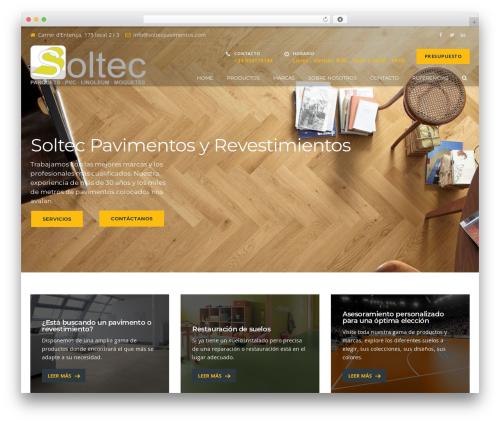 BuilderPress theme WordPress - soltecpavimentos.com