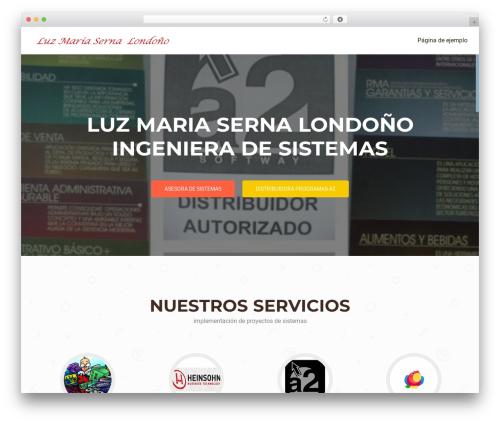 OnePirate WordPress free download - luzmaserna.com
